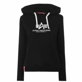 Alpha Industries Sml Logo OTH Ld00 - Black
