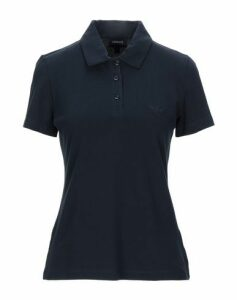 ARMANI JEANS TOPWEAR Polo shirts Women on YOOX.COM
