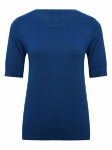 Women's Ladies short sleeve jumper