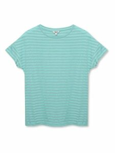 Women's Khost Clothing ladies striped t-shirt
