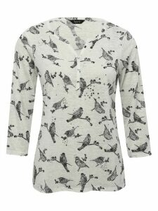 Women's Spirit ladies bird print t-shirt