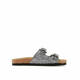 Sparkly Mules