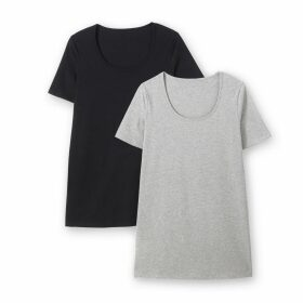 Pack of 2 Short-Sleeved T-Shirts