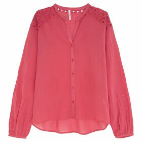 Dori Crew Neck Blouse