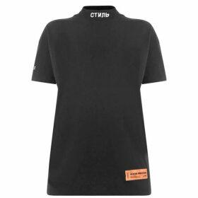 Heron Preston Ctnmb Polo T Shirt