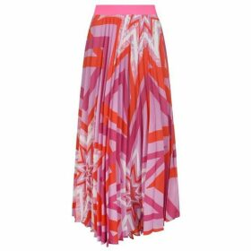 Play Date Studios Play Date Star Pleated Skirt