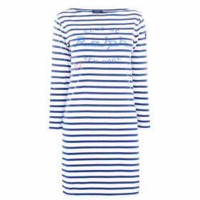 Polo Ralph Lauren Polo LS Stripe Dress Ld02