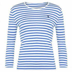 Polo Ralph Lauren Long Sleeve Stripe T Shirt