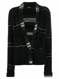 Chanel Pre-Owned 2009 Paris-Moscou cardigan - Black