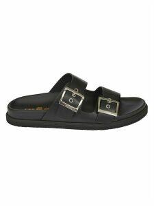 Car Shoe Double Buckle Sliders