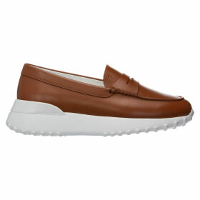 Tods Double T Moccasins