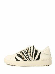 Valentino Garavani Sneaker Rockstud Untitled Zebra