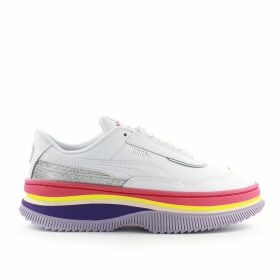 Puma Deva 90s Pop White Pink Violet Sneaker