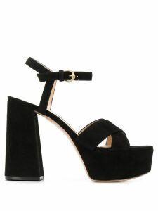 Gianvito Rossi Sheridan 70mm sandals - Black
