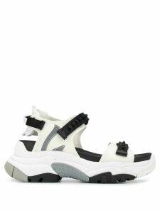 Ash Adapt sandals - White