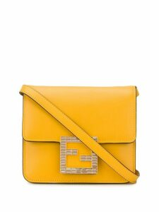 Fendi Fab cross-body bag - Yellow
