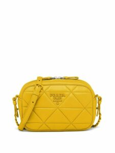 Prada Spectrum crossbody bag - Yellow