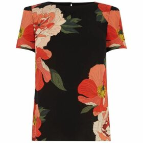 Oasis Bold Bloom Placement Tee