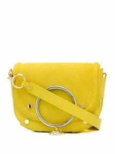 See by Chloé Mara saddle shoulder bag - Yellow