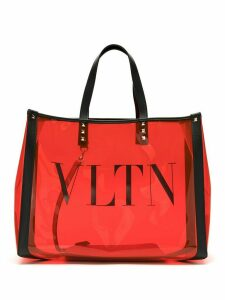 Valentino VALENTINO TW2B0D21MCE 42S Furs & Skins->Leather - Red