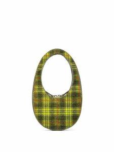 Coperni Swipe mini shoulder bag - Green