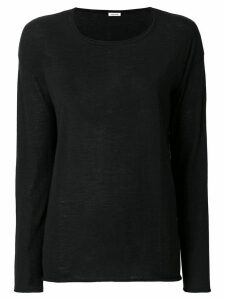P.A.R.O.S.H. Maglia knitted top - Black