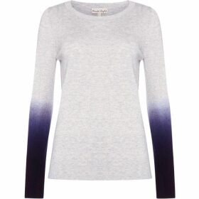 Phase Eight Danae Dip Dye Knit Top