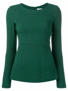 P.A.R.O.S.H. crew neck jumper - Green