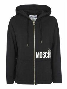 Moschino Couture Zipped Hoodie