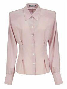 Dolce & Gabbana Slim-waist Shirt
