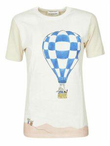 Lanvin Printed T-shirt