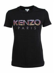 Kenzo Straight Sequined T-shirt