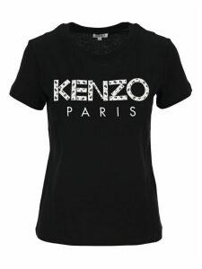 Kenzo Kenzo Paris ikat T-shirt