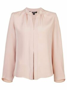 Derek Lam Kara long sleeved blouse - NEUTRALS