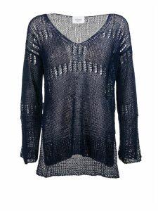 Dondup Knit V-neck Sweater