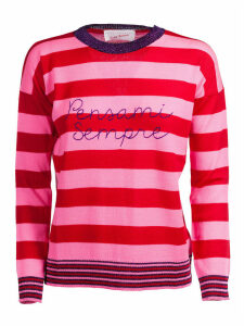 Giada Benincasa Pensami Sempre Striped Sweater