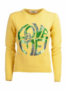 Alberta Ferretti Love Me Sweater