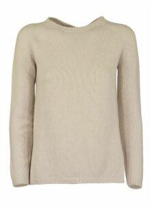 Max Mara Cashmere Yarn Jumper Giorgio Ivory Knitwear