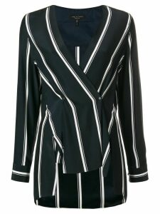 Rag & Bone striped blouse - Blue