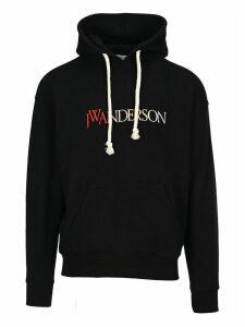 J.W. Anderson Jw Anderson Logo Hoodie