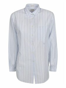 Massimo Alba Striped Shirt