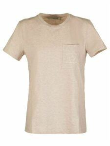 Max Mara Joice Cotton Mélange Jersey T-shirt