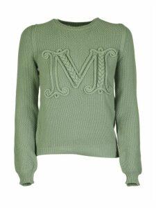 Max Mara Gala Cotton Cordonnet Jumper Sweater