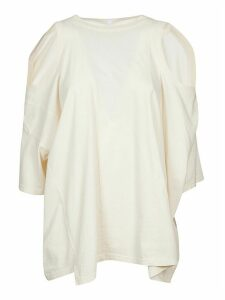 Maison Margiela Cut-out Shoulder T-shirt