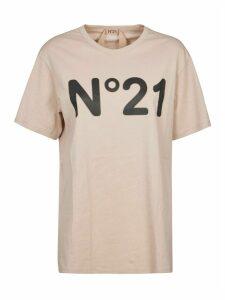 N.21 Logo Printed T-shirt