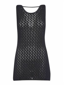 Jil Sander Perforated Top
