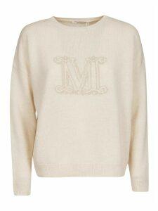 Max Mara Initial Logo Detail Sweatshirt