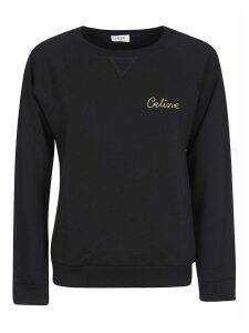 Celine Metallic Logo Sweatshirt