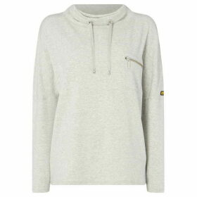 Barbour International Byway Funnel Neck Sweatshirt