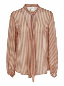 SEMICOUTURE Striped Shirt
